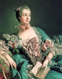 Madame de Pompadour (s. XVIII)